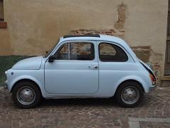 Variations on a Cinquecento (rgrant_97) Tags: fiat 500 cinquecento cars wheels sardinia sardegna oristano