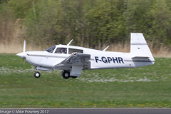F-GPHR - 1980 build Mooney M.20J Model 201, arriving on Runway 24 at Friedrichshafen during Aero 2017 (egcc) Tags: 240975 aero aerofriedrichshafen aerofriedrichshafen2017 bodensee deeen edny fgphr fdh friedrichshafen lightroom m20j model201 mooney n3882h ruby