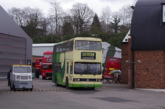 IMGP9027 (Steve Guess) Tags: brooklands weybridge surrey england gb uk bus cobham rally lbpt london museum emsworth district leyland titan