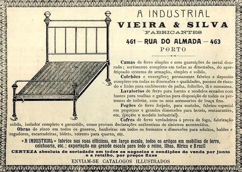 Publicidade, 1907