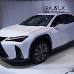 Lexus UX thumbnail