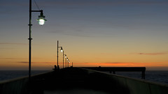 Pacifica Pier Sunset (SPP - Photography) Tags: california ocean sunset pacificapier pacificcoast costline costal pacifica coast fisherman
