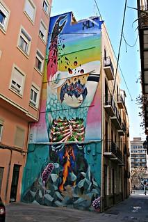 Valencia Arte Urbano Graffiti 53