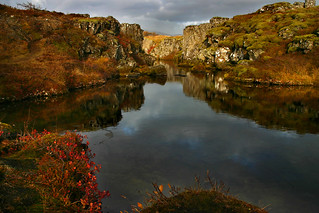 Beautiful Thingvellir, Iceland
