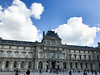 Majestic Louvre (Lyubov Love) Tags: paris louvre france museum majestic beautiful building architecture grand musee