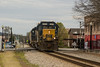 CSX Y220-18 at Cartersville (travisnewman100) Tags: csx train railroad freight manifest local yard job railfan city cartersville georgia atlanta division wa subdivision western atlantic ln louisville nashville gp382 2618 y220