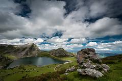 Lago Enol (jojesari) Tags: ar11718g lagoenol cangasdeonis covadonga lagosdecovadonga asturias jojesari suso paisaje landscape