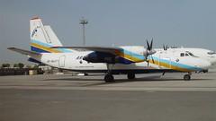 UR-46477-1 AN24 SHJ 200302