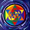 Vortex Seed (MattCrux) Tags: sacredgeometry sacred sacredart geometric geometry geo geometricdesign geometicart geometrics geometrico geometricshapes geometricpattern geometrical geometricabtraction seedoflife colorwheel