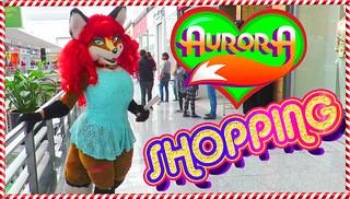AURORA SPENCER SHOPPING