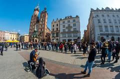 Imad Fares (waltherek99) Tags: polska poland kraków cracow street rynek guitar