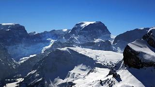 A Closer View Of Tödi (3613 m)
