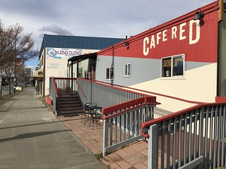 Cafe Red at Othello Station