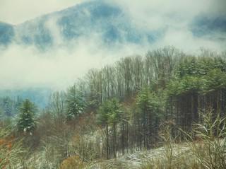 Misty Mountains 5