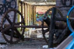 FostographyMedia (27) (Fostography Media) Tags: abandoned building graffiti group landmark landscape people smoke flash mittagong newsouthwales australia au