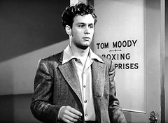 "William Holden in ""Golden Boy"" (1939). (stalnakerjack) Tags: goldenboy movies film hollywood actors williamholden"