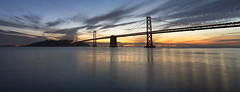 Either I will find a way, or I will make one… (ferpectshotz) Tags: baybridge bayarea california san francisco sunrise morning architecture cityscapes