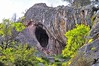 Balıkkayadaki mağara (Cave on Balıkkaya=FishRock) (Hüseyin Başaoğlu 3) Tags: nikond300s helios44m458mmf2 hüseyinbaşaoğlu huseyinbasaoglu biga pegai çanakkale dardanel turkei turquie türkiye