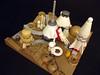 Micro Mars Colony, Photo 4 (BrickBlvd) Tags: lego micro space mars colony