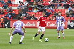 Nàstic 1-0 R. Valladolid