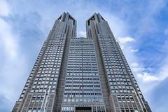 Tokyo Metropolitan Government Building - Tokyo, Japan (Espen Faugstad) Tags: tokyometropolitangovernmentbuilding tokyo japan skyscraper