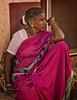 GOKARNA: PORTRAIT DE FEMME (pierre.arnoldi) Tags: inde india on1photoraw2018 canon6d objectiftamron pierrearnoldi photographequébécois photoderue photooriginale photocouleur photodevoyage portraitdefemme portraitsderue gokarna karnataka