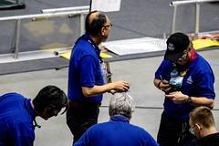 IMG_7526 (Team 3161 - Tronic Titans) Tags: oakville omgrobots light event coverage robot robotics hersheyscentre gold mechanical electrical pneumatics onchampsfrc first firstcanada frc ontario tronic titans