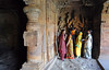 Grotte de Badami, Inde (voyagesphotos) Tags: inde india karnataka badami temple religion hindouisme hindou hindu grotte