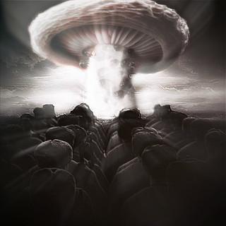 Mushroom Crowd