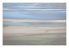 Watt-hiking (michel Kalff) Tags: beach ebb lowtide hiking sea watthiking