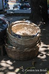 The baskets of the Pueblos Blancos (10b travelling / Carsten ten Brink) Tags: carstentenbrink 10btravelling 2018 americas centralamerica earthwatch iptcbasic latinamerica latinoamerica masatepe masaya nica nicaragua nicaraguan pueblosblancos basket baskets centroamerica cmtb tenbrink traditional woven