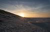 Das letzte Licht (squarenothing_de) Tags: ameland dünen gegenlicht himmel niederlande sand sonnenuntergang strand strandhaus wolken duenen dunes beach sun sundowner light