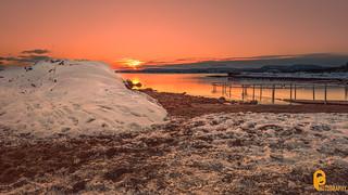 Sunset from Bygdøy