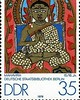 DDR (German Democratic Republic) issued a postal stamp on 5th August 1979 to honor Indian miniature paintings. The beautiful stamp portrays miniature painting of Tirthankar Mahavira!⠀ ⠀ SHARE THIS NOW!⠀ ⠀ Explore Jainism like never before on https://buff. (Jain News Views) Tags: jainism