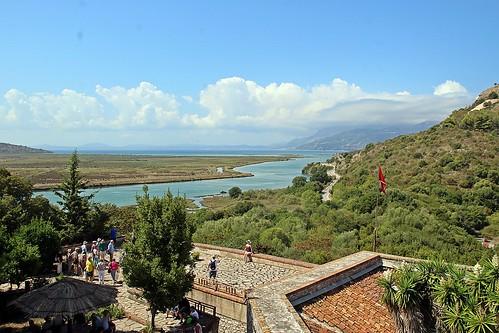 Albania day trip - Venetian Castle Archaeological Museum