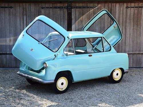 Zündapp Janus 250 (1958)