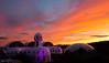 Biosphere Sunset 2 (RWShea Photography) Tags: biosphere drones