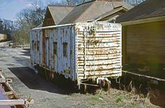 A&WP 8221 (Chuck Zeiler) Tags: awp 8221 railroad boxcar freight car box madison train chuckzeiler chz
