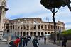 Colosseum - Rome (scuba_dooba) Tags: colosseum coliseum flavian amphitheatre italy rome roma capitale italia