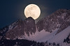 Moonrise over Bell Canyon (chase.bartholomew) Tags: moon moonrise fullmoon utah wasatch astrophotography lunar