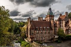 Edinburgh | Dean Village (AnBind) Tags: grosbritanien unitedkingdom scottland 2017 ereignisse gb schottland september urlaub edinburgh scotland vereinigteskönigreich