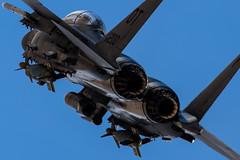 Loaded (Steve Cooke-SRAviation) Tags: fighter lowflyimg sraviation f15 nellis stevecooke missile canon eagle ot