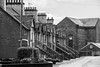 Deanston Village (TroonTommy) Tags: 2018 deanston distillery doune river scotch scotland teith whisky mono bw terrace houses victorian village