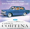 Ford Consul Cortina (1963) 4-door (andreboeni) Tags: classic car automobile cars automobiles voitures autos automobili classique voiture rétro retro auto oldtimer klassik classica classico ford consul cortina publicity advert advertising advertisement illustration