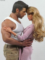 Pique and Poppy (valleyofthedolls) Tags: phicen doll barbie poppyparker actionfigure fashiondoll integritytoys
