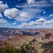View of the South Rim of the Grand Canyon from Navajo Point, Grand Canyon National Park, Arizona