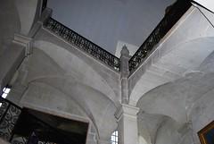Escalier du château d'Ussé (37) (odile.cognard.guinot) Tags: 37 châteaudussé rignyussé indreetloire escalier 16esiècle ferforgé centrevaldeloire