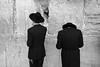 Prayer (michael.mu) Tags: jerusalem jewishquarter theleicameet leica m240 35mm leicasummicron35mmf20asph westernwall wailingwall prayer jewish streetphotography monochrome bw blackandwhite