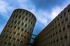 golden hour (Karl-Heinz Bitter) Tags: architektur decope europa gebäude holland niederlande papendorp parkdeck profanbauten utrecht architecture buildings europe nederland netherlands