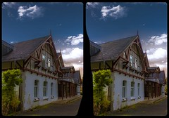 Abandoned spa resort 3-D / Stereoscopy / CrossView / HDR / Raw (Stereotron) Tags: sachsenanhalt saxonyanhalt ostfalen harz mountains gebirge ostfalia hardt hart hercynia harzgau badsuderode quietearth architecture europe germany deutschland crosseye crosseyed crossview xview cross eye pair freeview sidebyside sbs kreuzblick 3d 3dphoto 3dstereo 3rddimension spatial stereo stereo3d stereophoto stereophotography stereoscopic stereoscopy stereotron threedimensional stereoview stereophotomaker stereophotograph 3dpicture 3dglasses 3dimage twin canon eos 550d yongnuo radio transmitter remote control synchron kitlens 1855mm tonemapping hdr hdri raw 3dframe fancyframe floatingwindow spatialframe stereowindow window